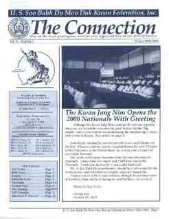 thumbnail of 2001 04 Usa Moo Duk Kwan Federation Newsletter