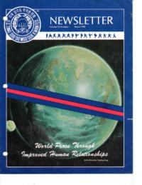 1992 03 Usa Moo Duk Kwan Federation Newsletter