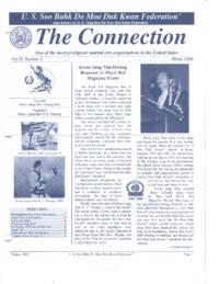 2005 Winter Usa Moo Duk Kwan Federation Newsletter