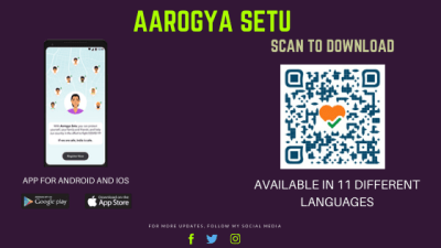 Download AArogya Setu App