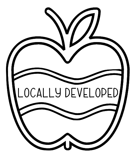 LOCALLY DEVELOPED_burned