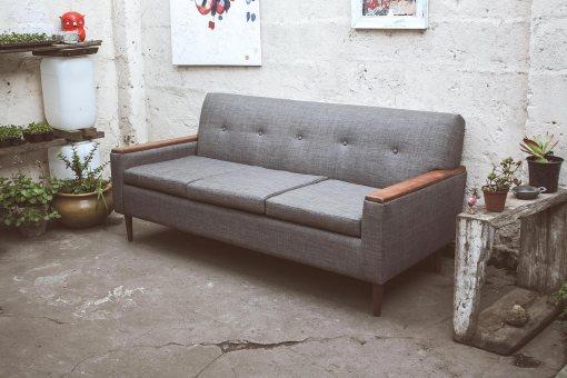 3 Seater Vintage Sofa