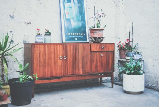 Grieves and Thomas sideboard
