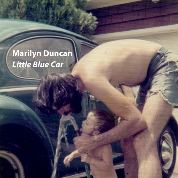 Marilyn-Duncan - Little Blue Car