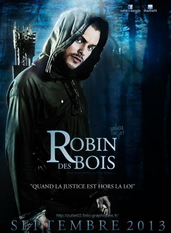 Matt Pokora Robin Des Bois : pokora, robin, Pokora, Robin, bois!