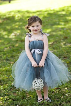 Tulle Flower Girl Dress, http://etsy.me/120FFcB