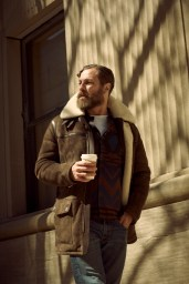 The Shearling Jacket (Park Avenue)