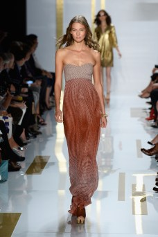 Diane Von Furstenberg Spring Summer 2014 New York Fashion Week