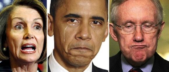 reid-pelosi-obama-sad