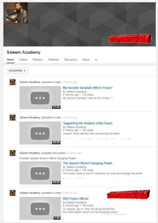 saleen youtube