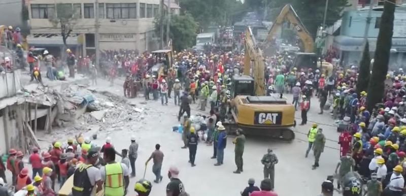 How to donate to mexico earthquake