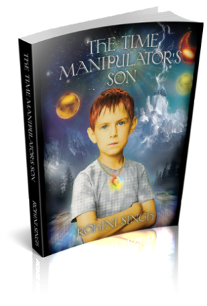 The Time Manipulator's Son