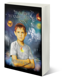the time manipulators son by rohini singh