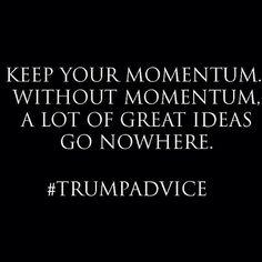 Momentum-needed