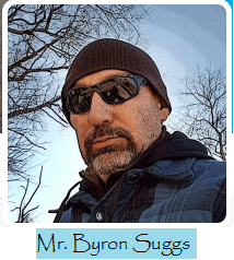Byron Suggs lives in Colorado and is the author of Cold Currents.