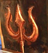 Shiva Temple (detail)