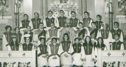 Old Choir