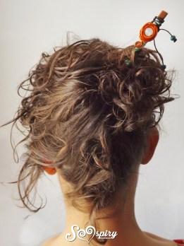 Spillone // Hair stick