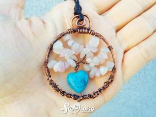 ciondolo-albero-della-vita-rame-anticato-wire-con-cuore-in-turchese-turquoise-heart-antique-copper-wire-tree-of-life2