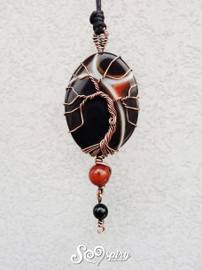 miracle-agata-arancione-albero-della-vita-wire-wrap-rame-anticato-wrapped-tree-of-life-on-miracle-stone-antique-copper2