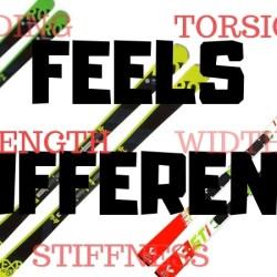 Rossignol Experience 84 versus Rossignol Experience 88 Versus Rossignol Hero ST HD versus Rossignol Hero ST Ti
