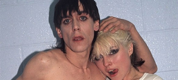 Iggy Pop e Debbie Harry