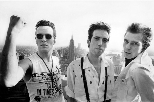the-clash-bob-gruen
