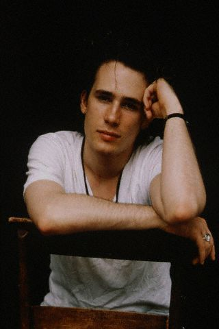 THE ROCK SINGER JEFF BUCKLEY AND HIS BAND