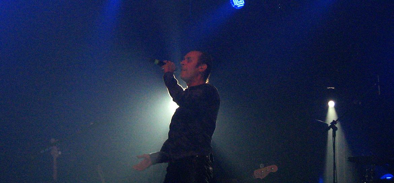 Peter Murphy no Carioca Club 2013