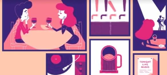 Jeff Buckley vídeo interativo