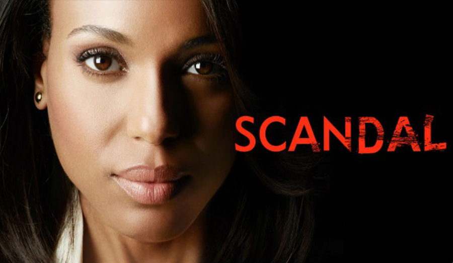 Scandal - Mulheres Negras