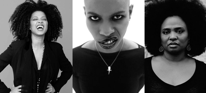 Mulheres Negras no Rock 90's