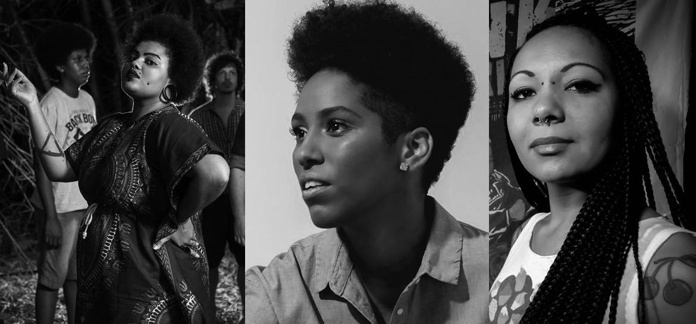 Mulheres Negra Rock Brasil