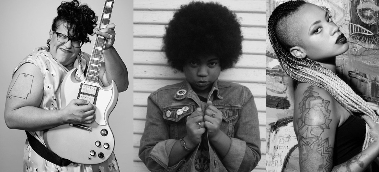 Mulheres negras no rock - Brittany Howard