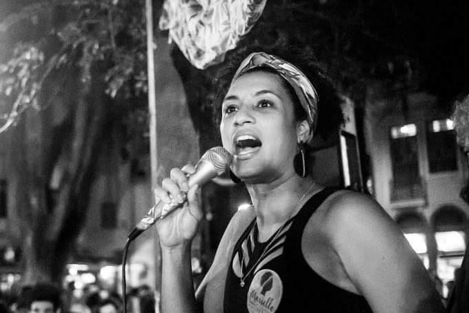 Marielle Franco uma referência política brasileira