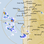 Perth Weather Rain And Thunderstorms Forecast For Sunday