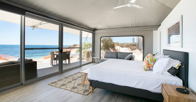 Discovery Rottnest Glamping