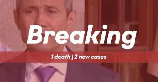 Perth Coronavirus Update: 1 Death & 2 New Cases Overnight