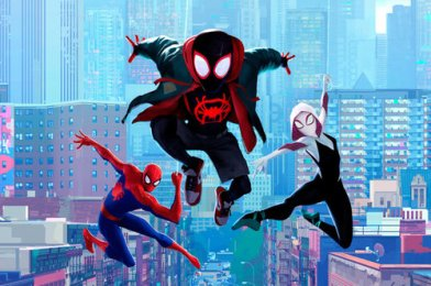 Spiderman: Into the Spider-Verse [2018]