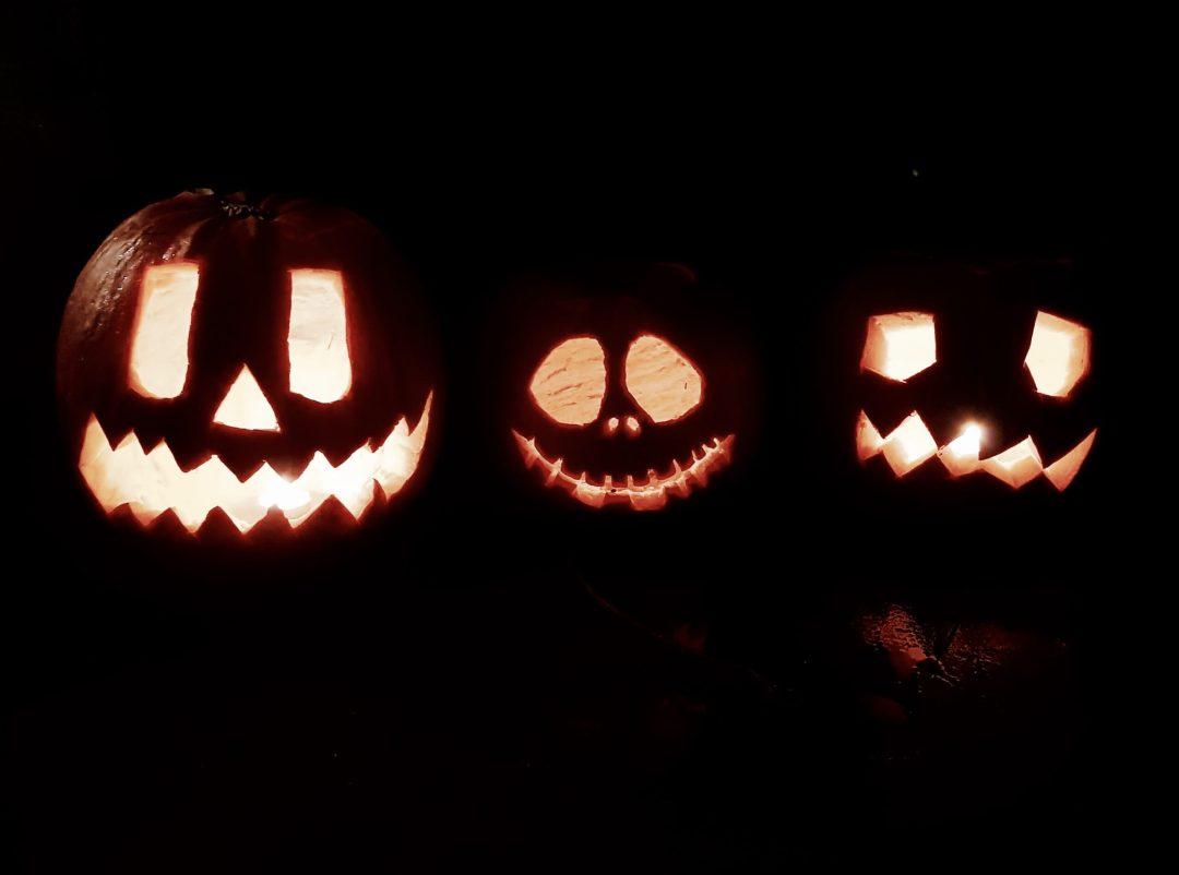 Jack Nightmare before Christmas Pumpkin Carving