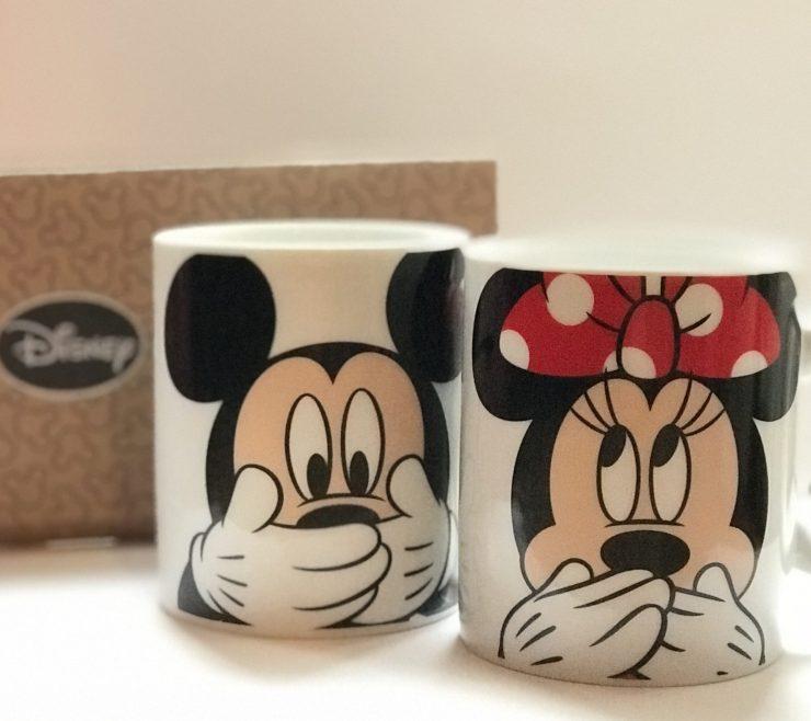 Mickey Minnie Mugs