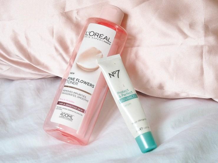 Skincare, No 7 & L'Oreal