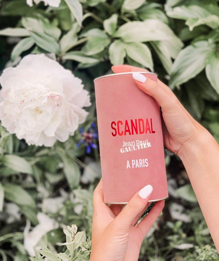 Scandal Perfume Packaging