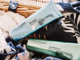 Antipodes Hand & Body Creams