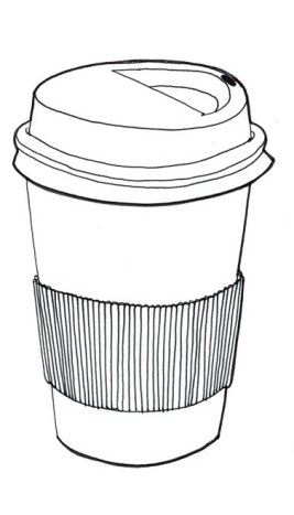 Zoe drawings cup