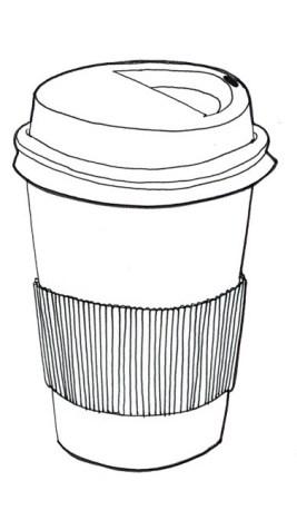 Zoe drawings cup
