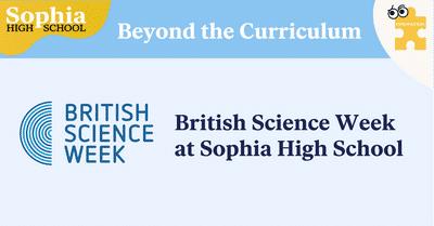 Blog Cover Image British Science Week
