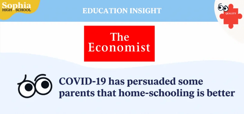 COVID 19 has persuaded parents that homeschooling is better