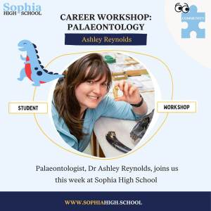 Career workshops with Dr Ashley