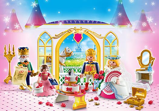 Playmobil 4165 降臨曆 皇家婚禮 | SophiaのPlaymobil摩比玩樂手帳